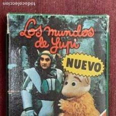 Barajas de cartas: BARAJA INFANTIL LOS MUNDOS DE YUPI. NAIPES HERACLIO FOURNIER. Lote 264752009