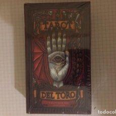Barajas de cartas: BARAJA TAROT DEL TORO COMPLETA. Lote 265368164