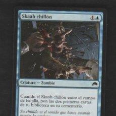 Barajas de cartas: MAGIC THE GATHERING : SKAAB CHILLON ( ZOMBIE ). Lote 266409953