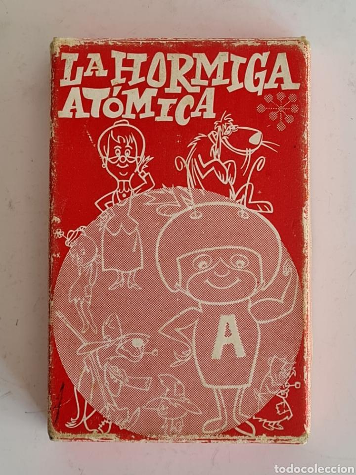 BARAJA INFANTIL LA HORMIGA ATÓMICA ATOM ANT FAMILY - AÑO 1967 - HANNA-BARBERA NAIPES COMAS (Juguetes y Juegos - Cartas y Naipes - Barajas Infantiles)