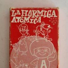 Jeux de cartes: BARAJA INFANTIL LA HORMIGA ATÓMICA ATOM ANT FAMILY - AÑO 1967 - HANNA-BARBERA NAIPES COMAS. Lote 266932439