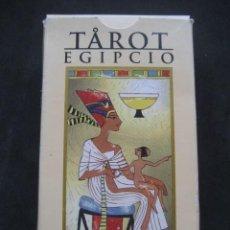 Barajas de cartas: TAROT EGIPCIO. Lote 267404009