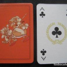Barajas de cartas: BARAJA POKER ASTERIX Y OBELIX. Lote 267406599