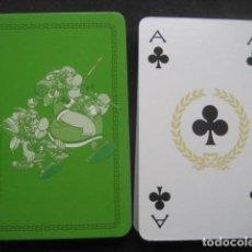 Barajas de cartas: BARAJA POKER ASTERIX Y OBELIX. Lote 267406644