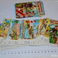 Barajas de cartas: ANTIGUA BARAJA FOURNIER - DRAGONES Y MAZMORRAS / DUNGEONS & DRAGONS - BUEN ESTADO - ¡MIRA FOTOS!. Lote 267655784