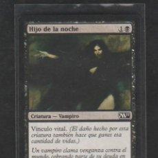 Barajas de cartas: MAGIC THE GATHERING : HIJO DE LA NOCHE ( VAMPIRO ). Lote 267900209