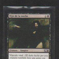 Barajas de cartas: MAGIC THE GATHERING : HIJO DE LA NOCHE ( VAMPIRO ). Lote 268024404