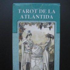 Barajas de cartas: TAROT DE LA ATLANTIDA. Lote 269005404
