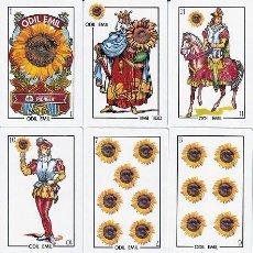 Barajas de cartas: BARAJA ESPAÑOLA DE ODIL EMIL. Lote 269005444