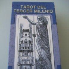 Barajas de cartas: TAROT DEL TERCER MILENIO. Lote 269005654