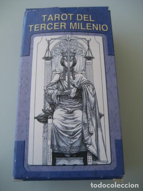 Barajas de cartas: TAROT DEL TERCER MILENIO - Foto 2 - 269005654