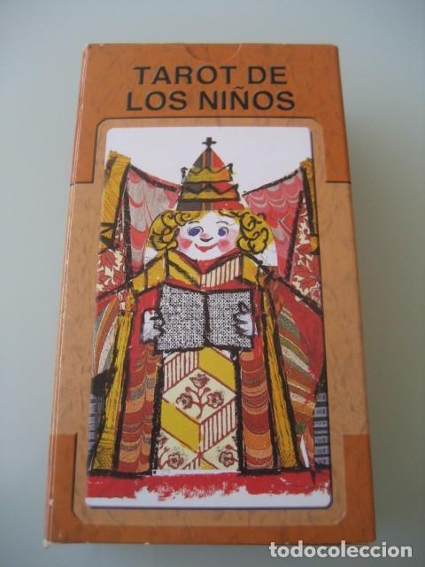 TAROT DE LOS NIÑOS (Juguetes y Juegos - Cartas y Naipes - Barajas Tarot)