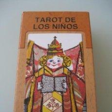 Barajas de cartas: TAROT DE LOS NIÑOS. Lote 269005809