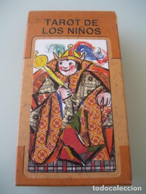 Barajas de cartas: TAROT DE LOS NIÑOS - Foto 2 - 269005809