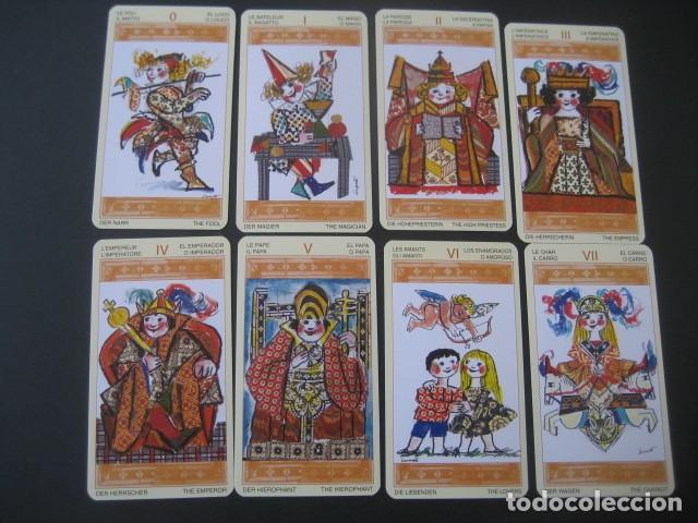 Barajas de cartas: TAROT DE LOS NIÑOS - Foto 5 - 269005809