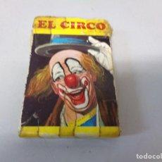 Barajas de cartas: EL CIRCO BARAJA NAIPES FOURNIER. Lote 269719328