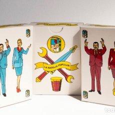 Jeux de cartes: BARAJA NAIPES POPULAR PERONISTA ARGENTINA. Lote 269759988
