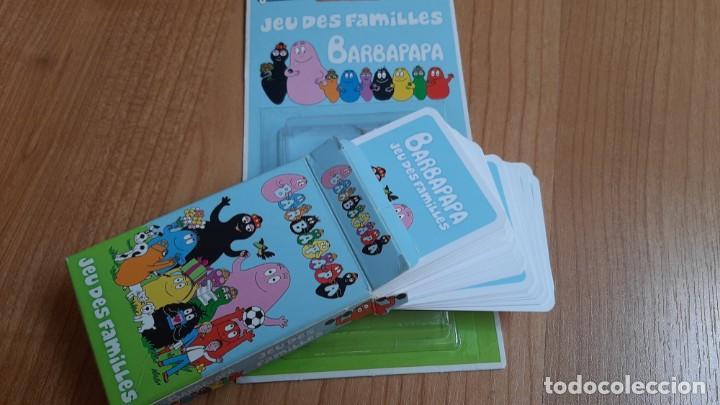 Barajas de cartas: Barbapapa -- Jeu des Familles -- France Cartes, 2010 -- Completo - Foto 3 - 173578669