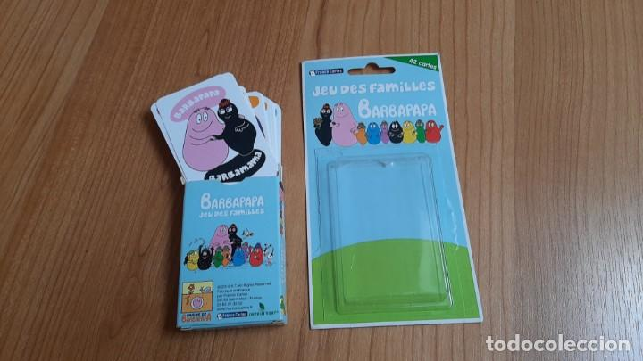 Barajas de cartas: Barbapapa -- Jeu des Familles -- France Cartes, 2010 -- Completo - Foto 9 - 173578669