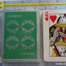 Jeux de cartes: BARAJA DE CARTAS DE PÓKER. CHINA SOUTHWEST AIRLINES ANTIGUO LOGO. 80GR. Lote 269949288