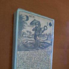 Barajas de cartas: BARAJA GEOGRÁFICA. ISLAS BRITÁNICAS. SIGLO XVII (1670). PRECINTADA. SIN ABRIR. FACSIMIL. Lote 270103888