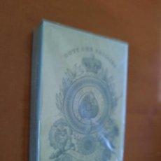 Barajas de cartas: BARAJA GEOGRÁFICA. ISLAS BRITÁNICAS. SIGLO XIX (1827). PRECINTADA. SIN ABRIR. FACSIMIL. Lote 270104293