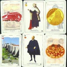 Mazzi di carte: BARAJA ESPAÑOLA DE AVILA-AÑO 2021. Lote 270381703