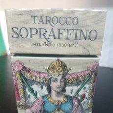 Barajas de cartas: TAROT SOPRAFFINO.EDICIÓN LIMITADA.. Lote 270626688