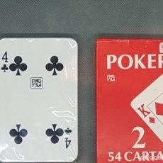 Baralhos de cartas: BARAJA DE NAIPES POKER DE PAGSA. Lote 272008678