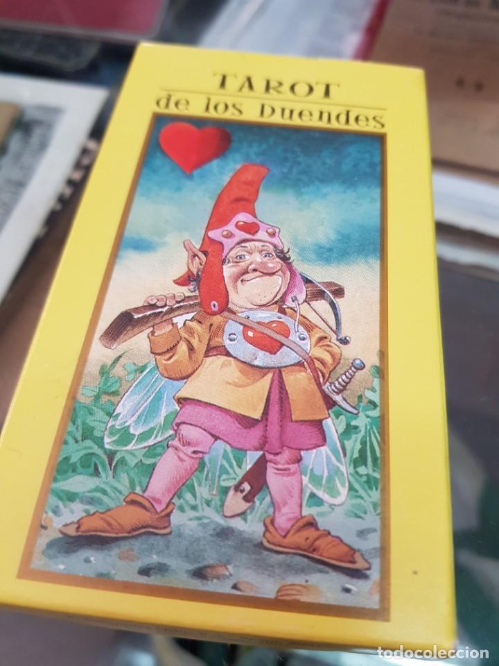 BARAJA DE CARTAS TAROT DE LOS DUENDES ORBIS 2001 (Juguetes y Juegos - Cartas y Naipes - Barajas Tarot)