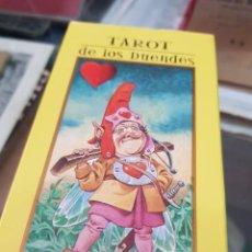 Barajas de cartas: BARAJA DE CARTAS TAROT DE LOS DUENDES ORBIS 2001. Lote 272634733