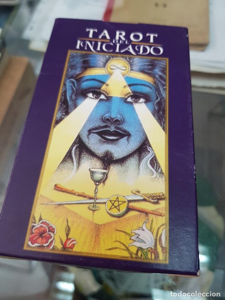 BARAJA DE CARTAS TAROT DEL INICIADO ORBIS 2001 (Juguetes y Juegos - Cartas y Naipes - Barajas Tarot)