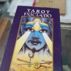 Barajas de cartas: BARAJA DE CARTAS TAROT DEL INICIADO ORBIS 2001. Lote 272635948