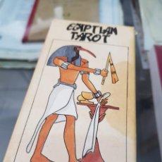 Baralhos de cartas: BARAJA DE CARTAS EGYPTIAN TAROT FOURNIER. Lote 272642588