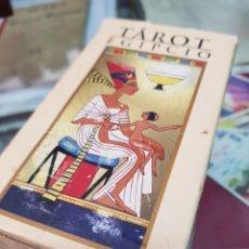 Baralhos de cartas: BARAJA DE CARTAS TAROT EGIPCIO ORBIS 2001. Lote 272642748