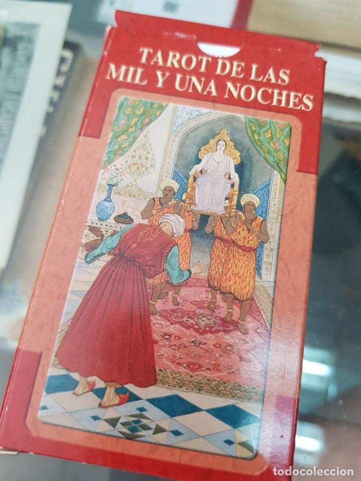 BARAJA DE CARTAS TAROT DE LAS MIL Y UNA NOCHES LO SCARABEO (Juguetes y Juegos - Cartas y Naipes - Barajas Tarot)