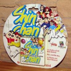 Jeux de cartes: SHIN CHAN - CARTAS DE JUEGO REDONDAS - EN BUSCA DE LAS BOLAS PERDIDAS - MARIGO - 1992 - NUEVAS. Lote 272681273