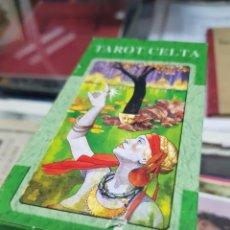 Barajas de cartas: BARAJA DE CARTAS TAROT CELTA LO SCARABEO. Lote 272948473