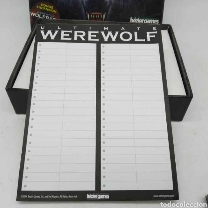 Barajas de cartas: Ted Alspach Ultimate WEREWOLF Deluxe Edition, juego de cartas de 1 a 75 jugadores, Bezier Games - Foto 6 - 272981068