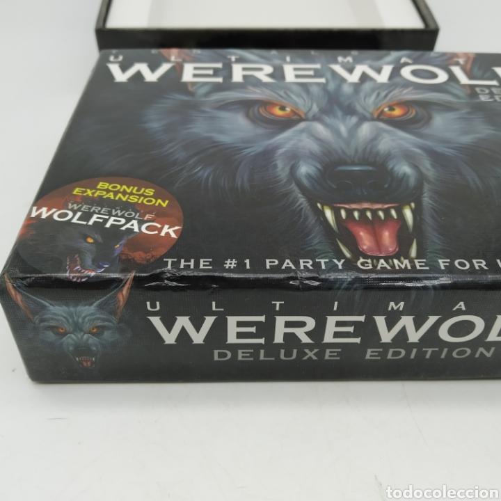 Barajas de cartas: Ted Alspach Ultimate WEREWOLF Deluxe Edition, juego de cartas de 1 a 75 jugadores, Bezier Games - Foto 15 - 272981068