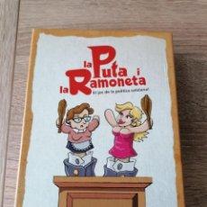 Mazzi di carte: JUEGO DE CARTAS LA PUTA I LA RAMONETA. EL JUEGO DE LA POLITICA CATALANA!!!. Lote 273456333