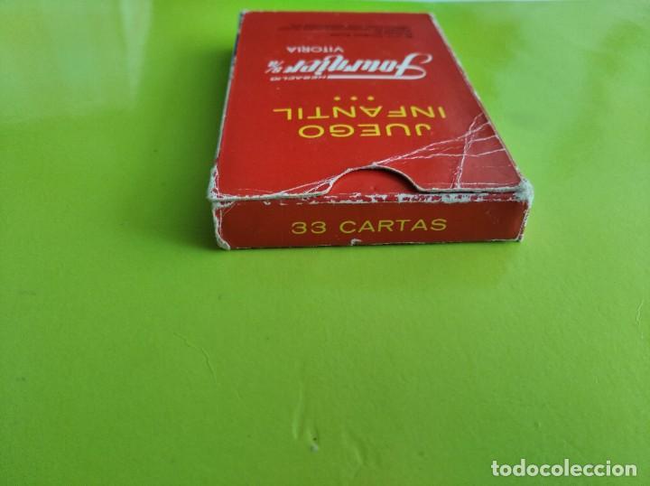 Barajas de cartas: ANTIGUA BARAJA CARTAS FOURNIER HEIDI 1987 COMPLETA - Foto 6 - 275572353