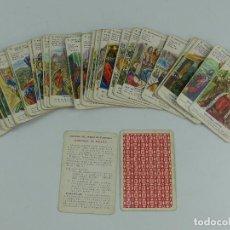 Barajas de cartas: BARAJA DE 48 CARTAS HISTORIA DE ESPAÑA. Lote 275690183