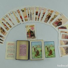 Jeux de cartes: BARAJA DE CARTAS TAURINA FOURNIER. Lote 275693723