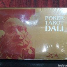 Barajas de cartas: TAROT POKER DALÍ 2 BARAJAS.. Lote 275732033