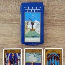 Barajas de cartas: CARTAS TAROT DALÍ. Lote 275892088