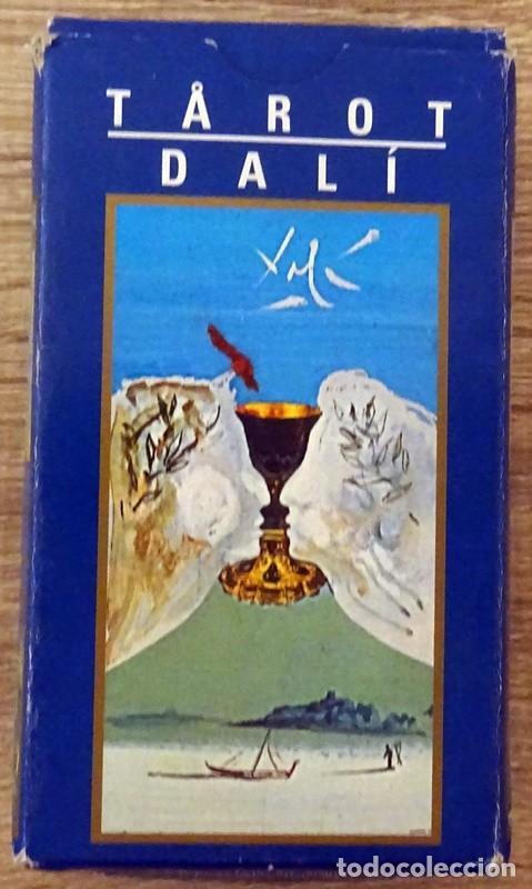 Barajas de cartas: CARTAS TAROT DALÍ - Foto 3 - 275892088