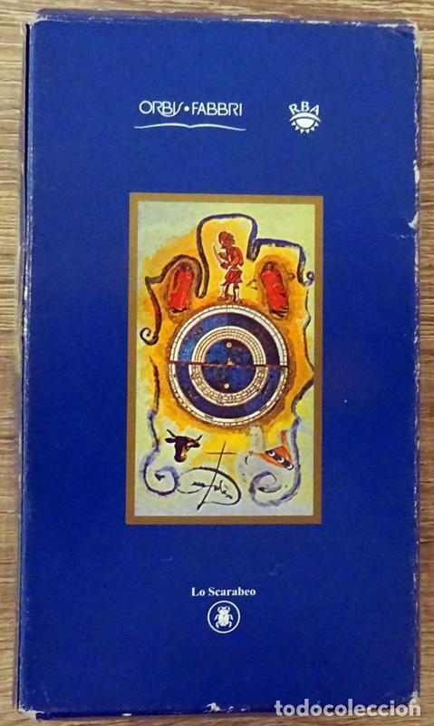 Barajas de cartas: CARTAS TAROT DALÍ - Foto 5 - 275892088