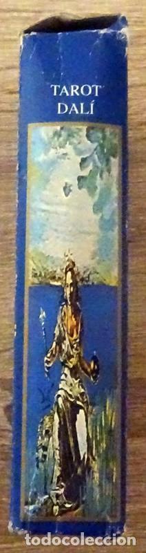 Barajas de cartas: CARTAS TAROT DALÍ - Foto 6 - 275892088