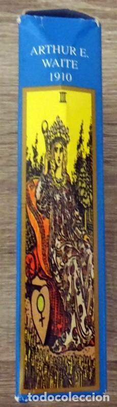 Barajas de cartas: CARTAS TAROT ARTHUR E. WAITE 1910 - Foto 4 - 275892743